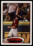 2012 Topps Update #215  Brian Bogusevic  Front Thumbnail