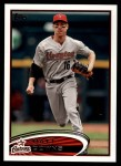 2012 Topps Update #244  Matt Downs  Front Thumbnail
