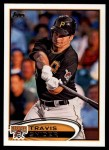 2012 Topps Update #263  Travis Snider  Front Thumbnail