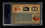 1955 Topps Rails & Sails #163   English Hoy Back Thumbnail