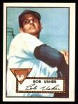 1952 Topps REPRINT #157  Bobby Usher  Front Thumbnail