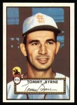 1952 Topps REPRINT #241  Tommy Byrne  Front Thumbnail
