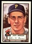 1952 Topps REPRINT #375  John Merson  Front Thumbnail