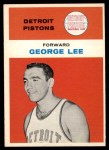 1961 Fleer #27  George Lee  Front Thumbnail