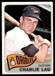 1965 Topps #94  Charlie Lau  Front Thumbnail