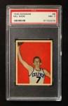 1948 Bowman #8  Mel Riebe  Front Thumbnail