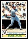 1979 Topps #542  Rick Bosetti  Front Thumbnail