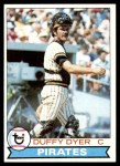 1979 Topps #286  Duffy Dyer  Front Thumbnail