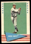 1961 Fleer #39  Chick Hafey  Front Thumbnail