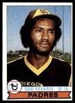 1979 Topps #364  Gene Richards  Front Thumbnail