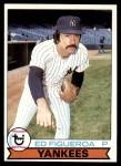 1979 Topps #35  Ed Figueroa  Front Thumbnail