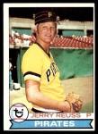 1979 Topps #536  Jerry Reuss  Front Thumbnail