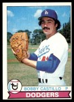 1979 Topps #641  Bobby Castillo  Front Thumbnail