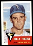 1953 Topps Archives #143  Billy Pierce  Front Thumbnail