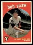 1959 Topps #159  Bob Shaw  Front Thumbnail