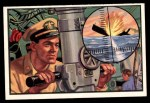 1954 Bowman U.S. Navy Victories #42   Tin Fish Victory Front Thumbnail