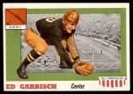 1955 Topps #44  Ed Garbisch  Front Thumbnail