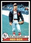 1979 Topps #423  Bob Montgomery  Front Thumbnail