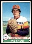 1979 Topps #534  Ken Forsch  Front Thumbnail