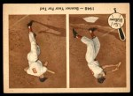 1959 Fleer #36   -  Ted Williams  Banner Year Front Thumbnail