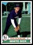 1979 Topps #686  Ron Schueler  Front Thumbnail
