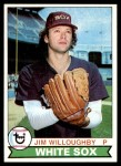 1979 Topps #266  Jim Willoughby  Front Thumbnail