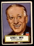 1952 Topps Look 'N See #95  Al Smith  Front Thumbnail