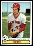 1979 Topps #674  Dave Tomlin  Front Thumbnail
