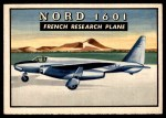1952 Topps Wings #109   Nord 1601 Front Thumbnail