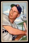 1952 Bowman #201  Ray Coleman  Front Thumbnail