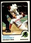 1973 Topps #507  Darrel Chaney  Front Thumbnail