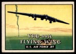 1952 Topps Wings #145   YRB-49A Flying Wing Front Thumbnail