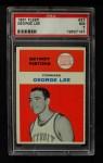 1961 Fleer #27  George Lee  Front Thumbnail