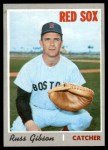 1970 Topps #237  Russ Gibson  Front Thumbnail