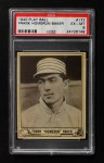 1940 Play Ball #177  Home Run Baker  Front Thumbnail