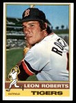 1976 Topps #292  Leon Roberts  Front Thumbnail