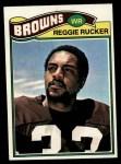 1977 Topps #138  Reggie Rucker  Front Thumbnail