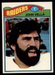1977 Topps #438  John Vella  Front Thumbnail