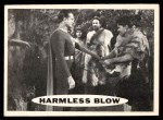 1966 Topps Superman #66   Harmless Blow Front Thumbnail