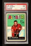 1967 Topps #125   -  Ken Wharram All-Star Front Thumbnail