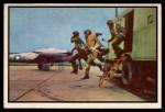 1954 Bowman Power for Peace #67   Jet Jockies Scramble Front Thumbnail