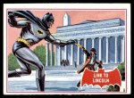 1966 Topps Batman Red Bat #17   Link to Lincoln Front Thumbnail