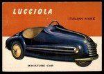 1954 Topps World on Wheels #134   Lucciola Front Thumbnail