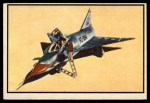 1954 Bowman Power for Peace #3   Supersonic Delta Wing Interceptor Front Thumbnail