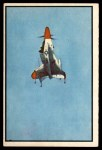 1954 Bowman Power for Peace #86   This Fighter is Vertical Riser Front Thumbnail