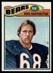 1977 Topps #199  Mike Hartenstine  Front Thumbnail