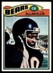 1977 Topps #321  Allan Ellis  Front Thumbnail