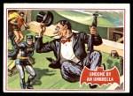 1966 Topps Batman Red Bat #30   Undone by the Umbrella Front Thumbnail