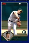 2003 Topps Traded #70 T Jeremy Fikac  Front Thumbnail
