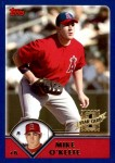 2003 Topps Traded #180 T  -  Mike O'Keefe First Year Front Thumbnail